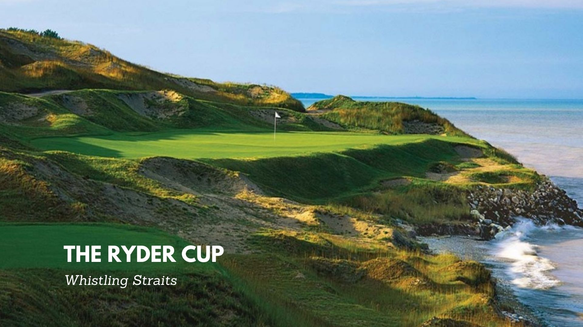 U.S. Ryder Cup team to gather at Whistling Straits